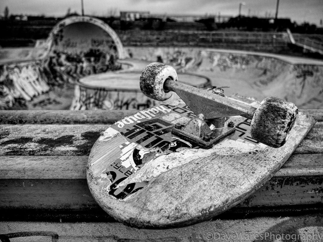 Skate till you break