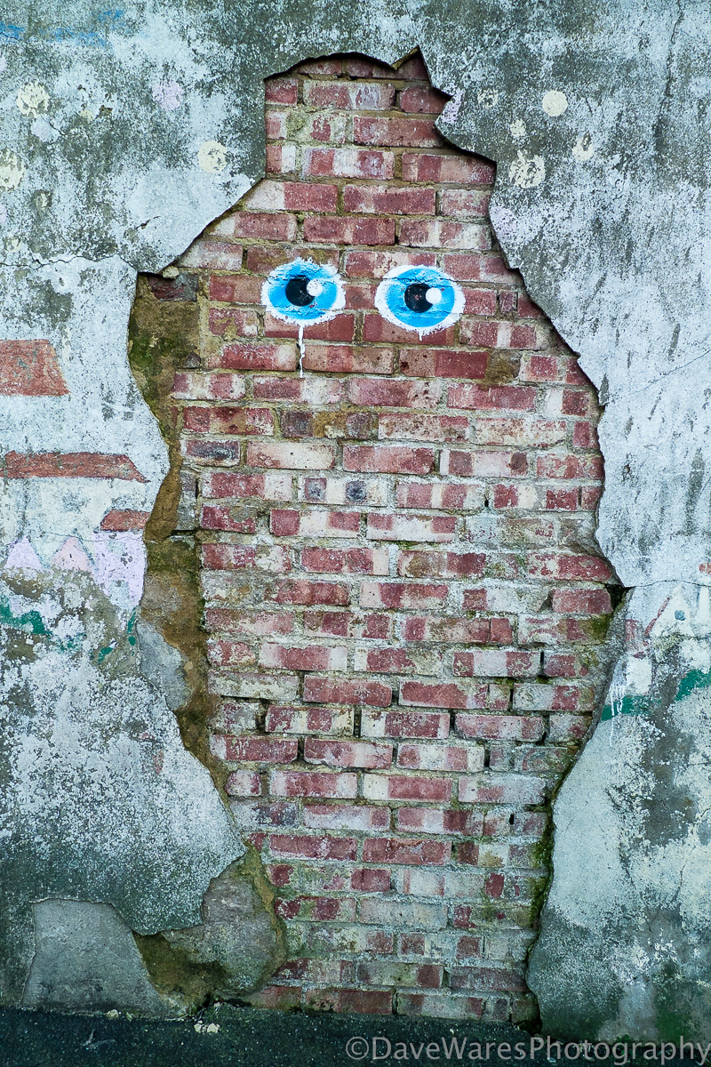 Walls have eyes #1