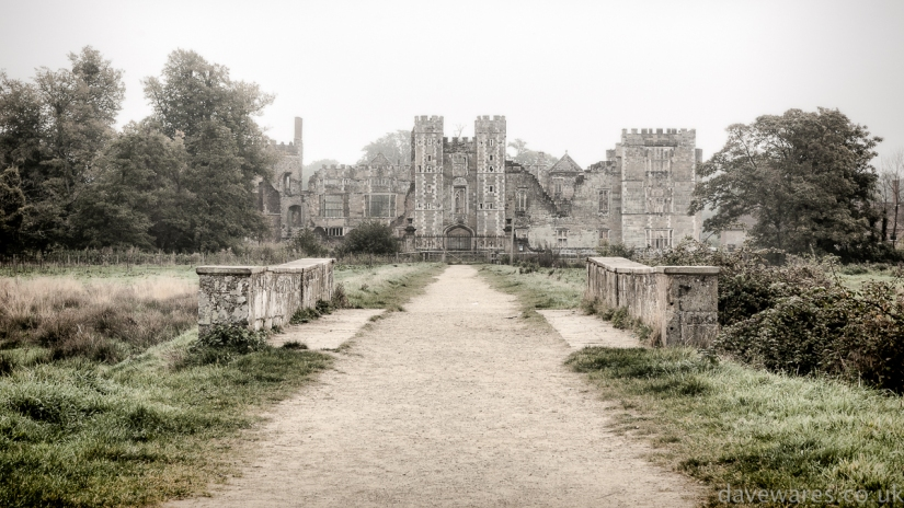 The ghost of Cowdray