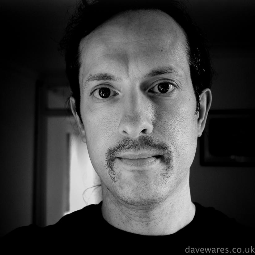 Dave, Movember start week 2