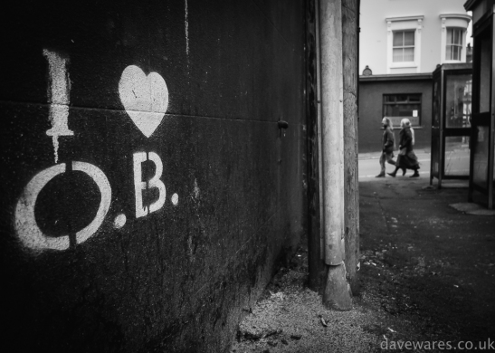 Who is O.B?